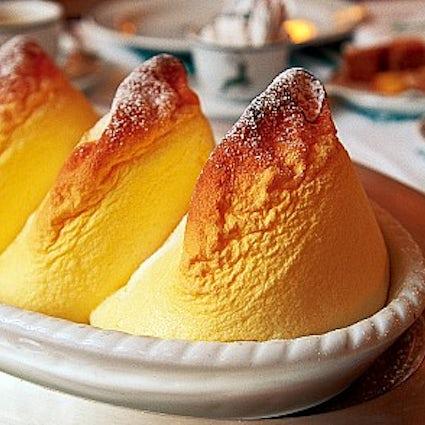Salzburger Nockerl -  un delizioso e arioso dessert di Salisburgo