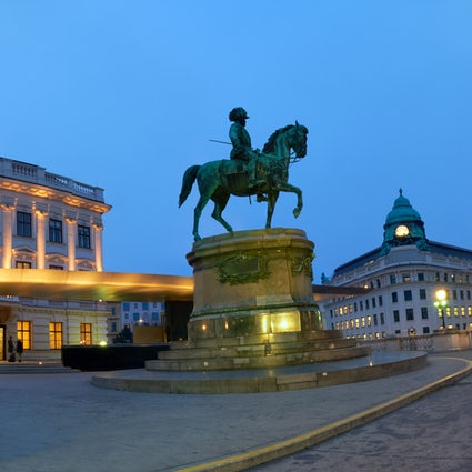 Albertina in Vienna: world's biggest print room