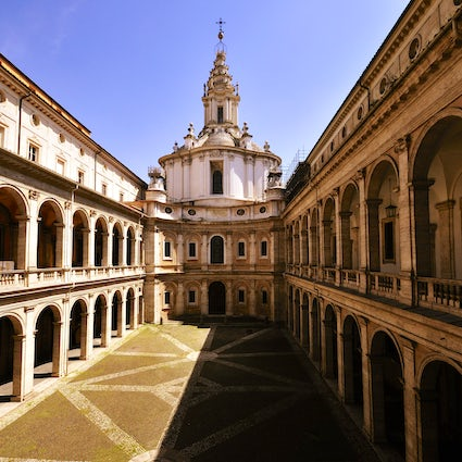 Sapienza University of Rome - A short guide to the student life