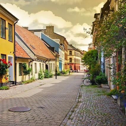 A weekend getaway in Malmö