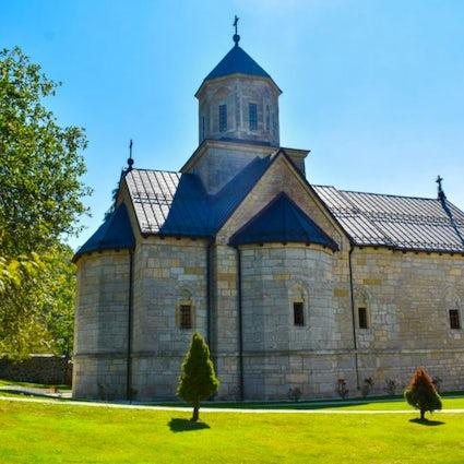 Moštanica Monastery, a nine-fold resurrected convent