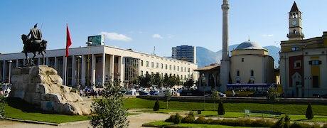 Albanie Centrale
