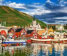 Noreste de Islandia