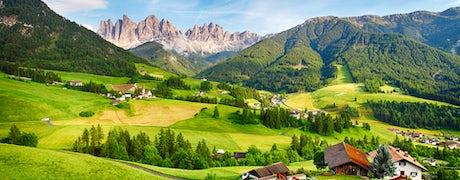 Trentin Haut-Adige/Tyrol du Sud