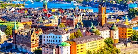 Condado de Estocolmo